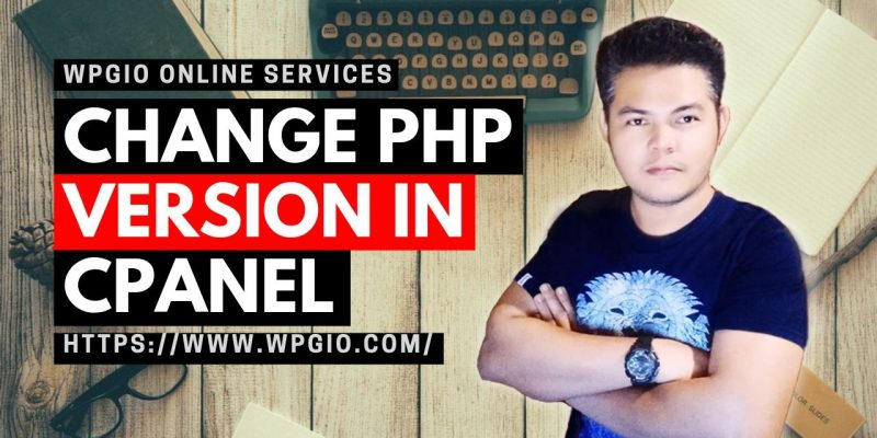 How To Change Php Version in Cpanel