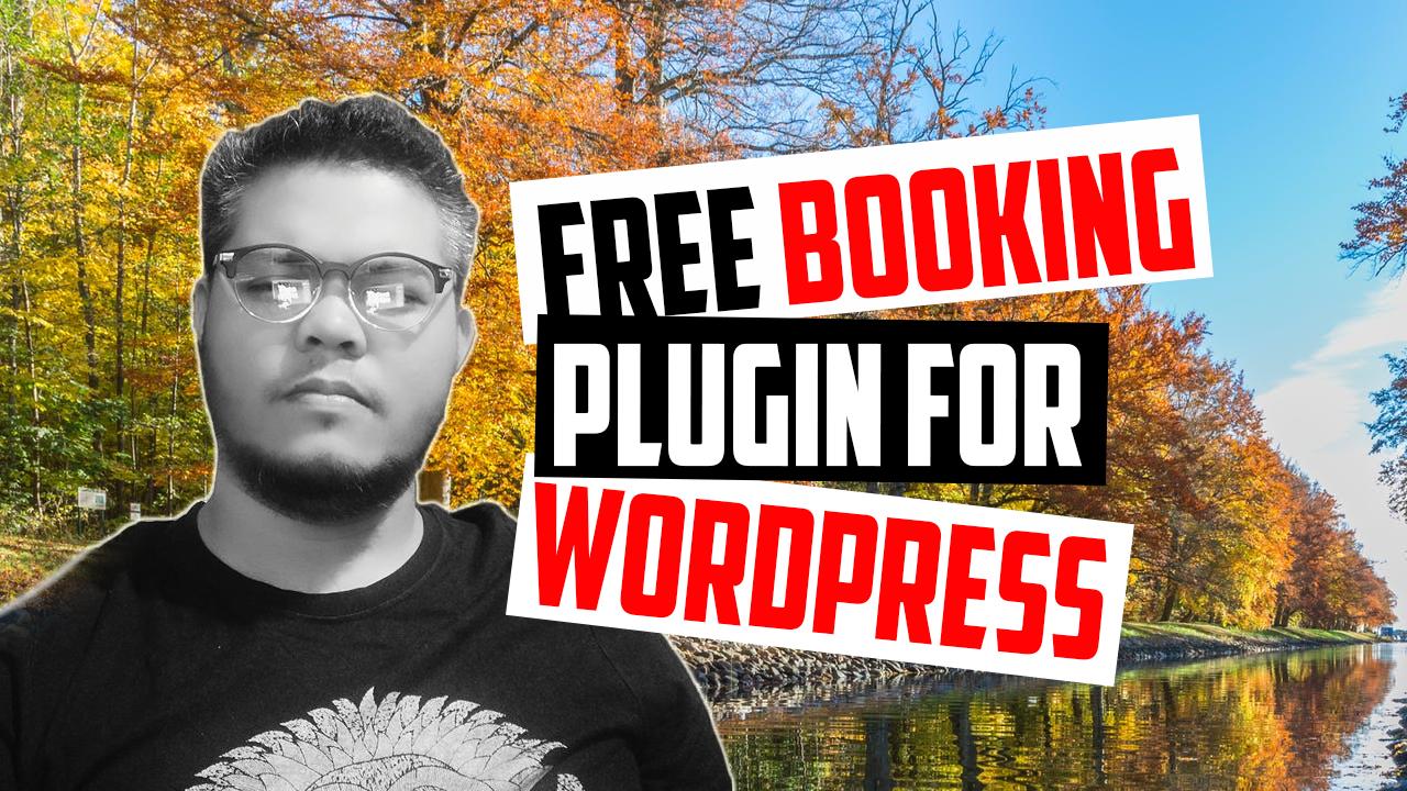 Free Booking Plugin in WordPress 2019