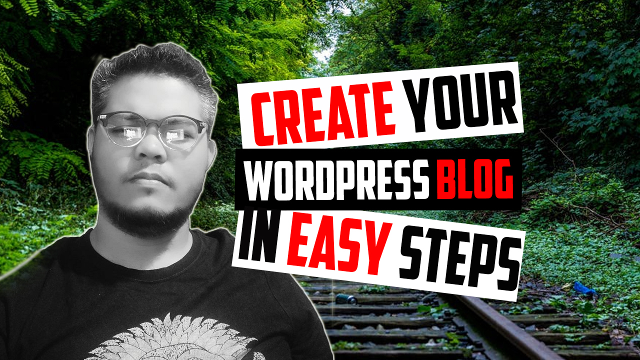 HOW TO CREATE A BLOG IN WORDPRESS - BEGINNERS TO EXPERT STEPS 2