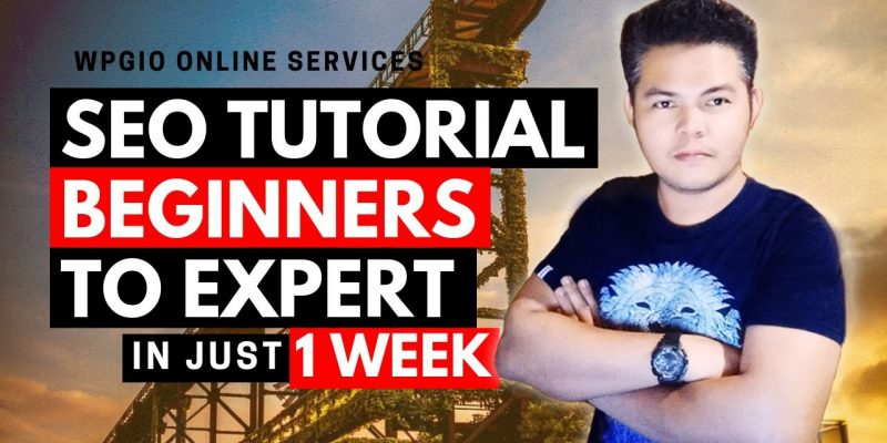 Google SEO Tutorial Step By Step Beginners Guide! Rank #1