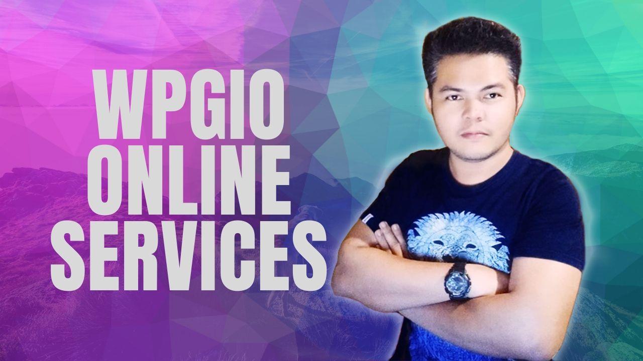 Wpgio Online Services 60