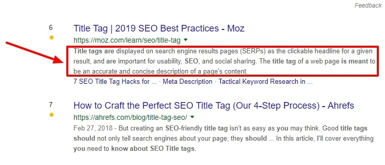 On Page SEO | #1 What to improve? 3