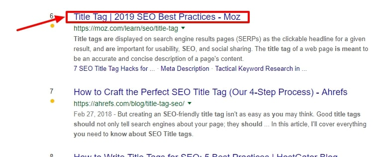 On Page SEO | #1 What to improve? 2