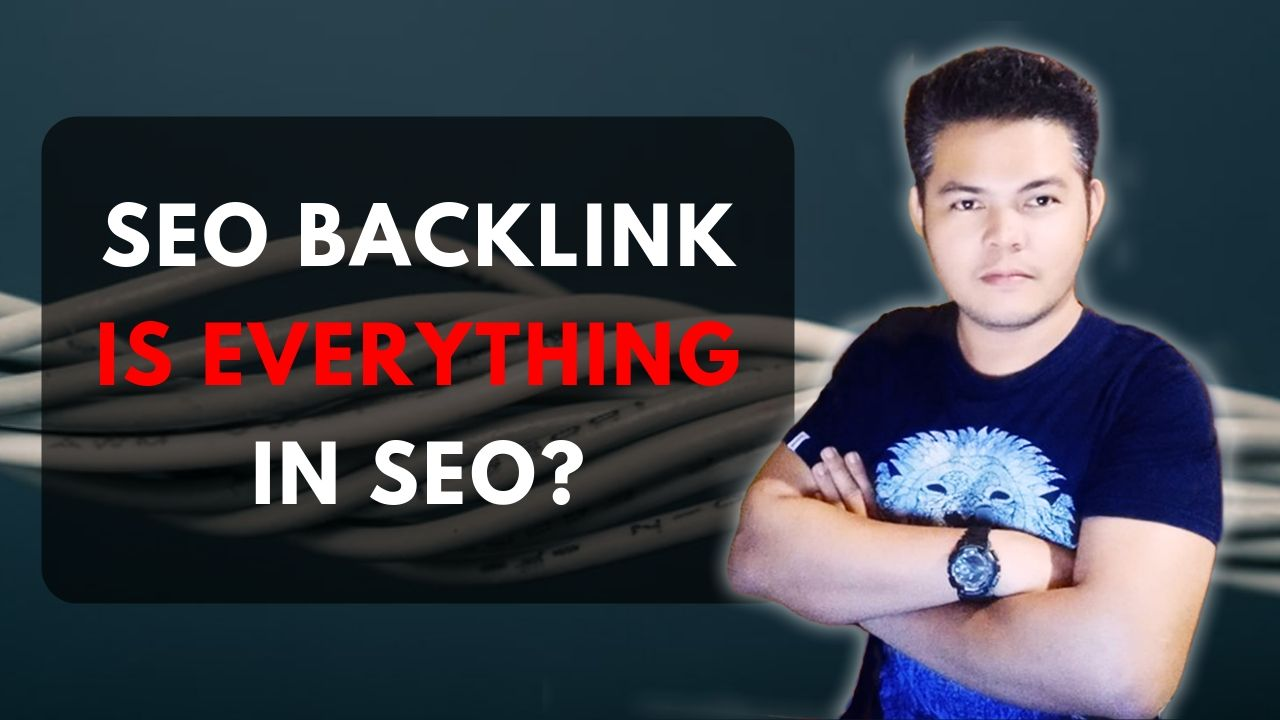 SEO BACKLINK is Everything in SEO