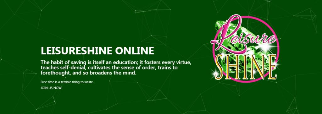 Leisure Shine Online