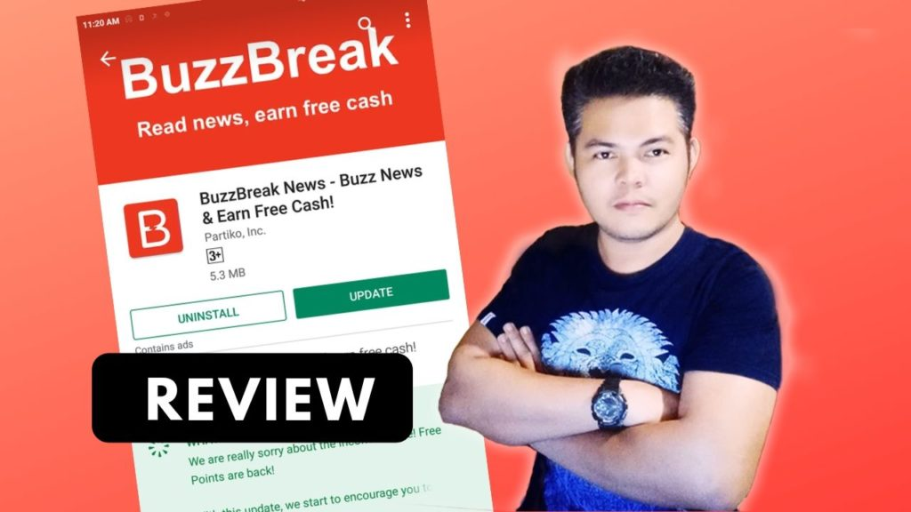 BuzzBreak Review