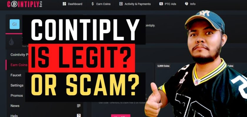 Cointiply Review - Is Legit or Scam? (April 2020) 1