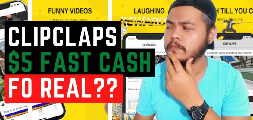 ClipClaps Review - Legit or Scam? Does It Pay? 1