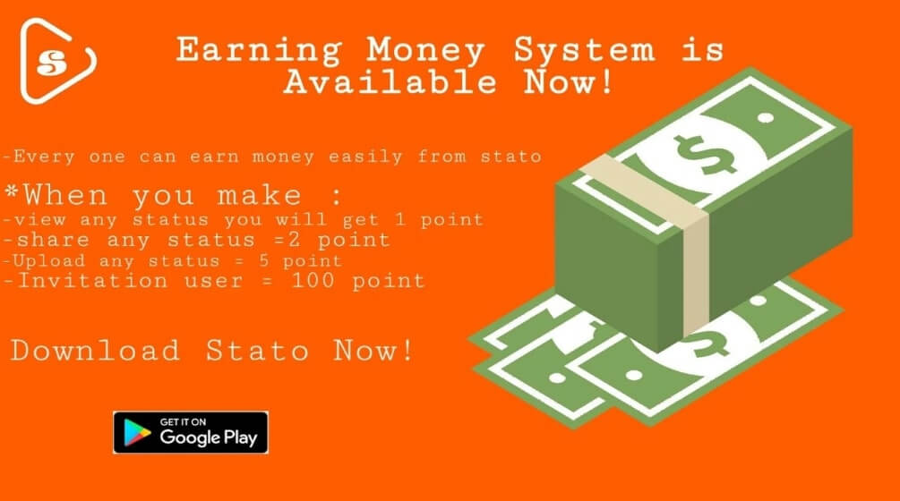 Stato Earning Money From Whatsapp Status Review - Legit or Scam? 2020 3