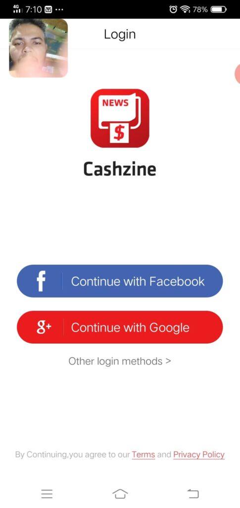 cashzine app review