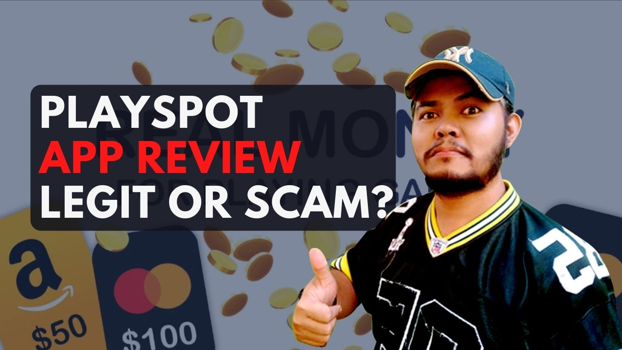 PlaySpot App Review – Legit or Scam? 2021