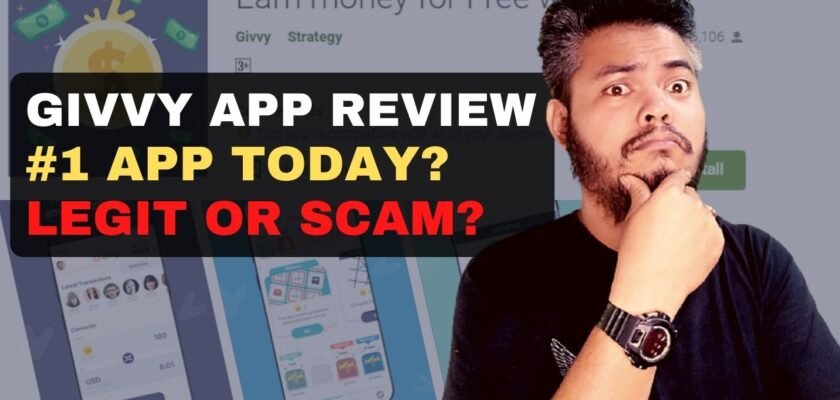 Givvy App Review - Legit or Scam? #1 app today? 1
