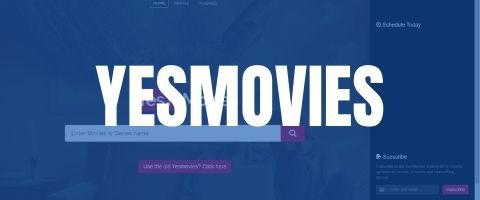 Yesmovies - sites like primewire