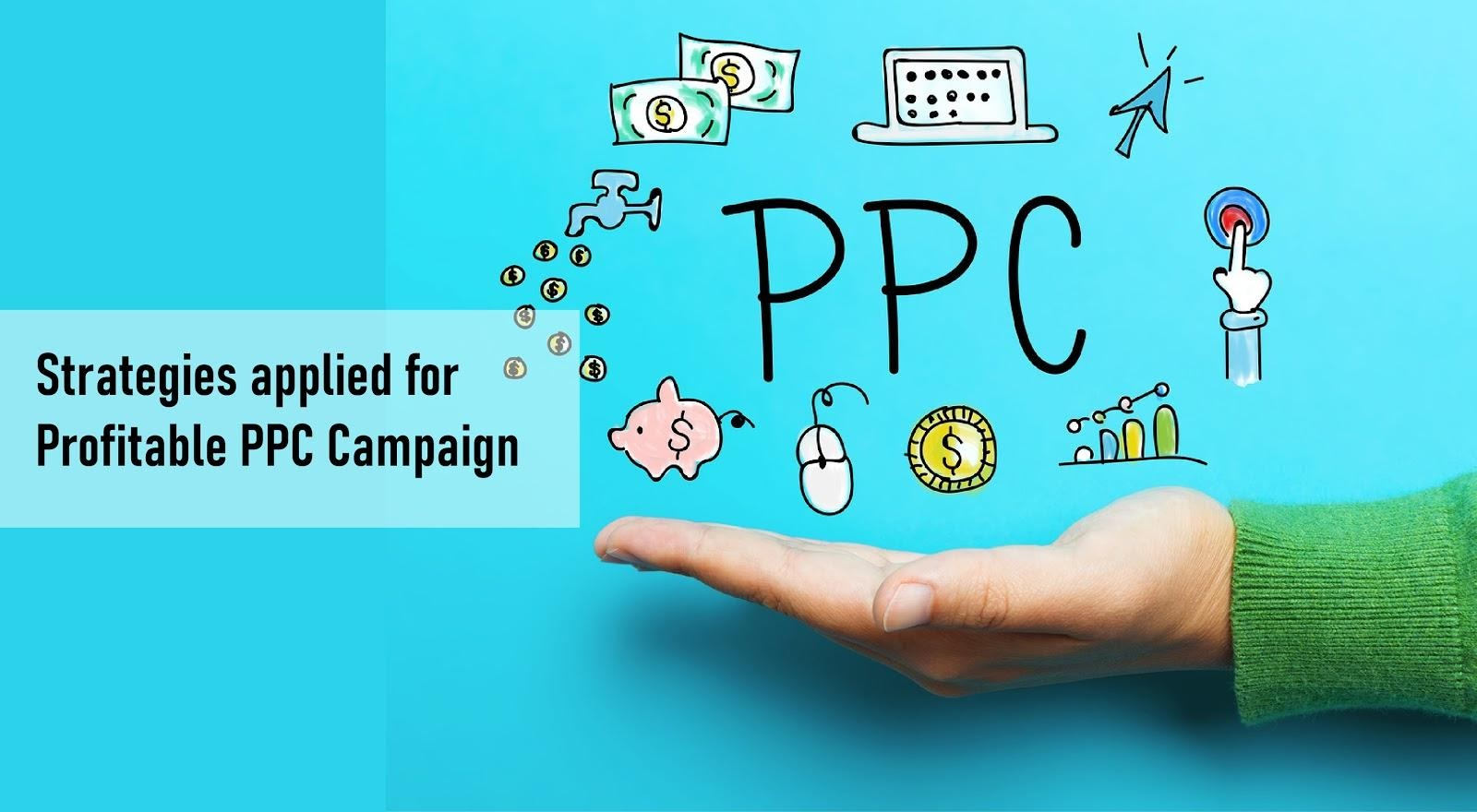 What Strategies Applied for a Profitable PPC Campaign?