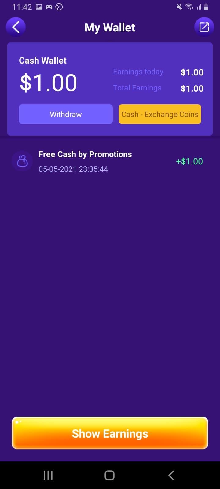 GoGoal App Review - Legit or Scam? $10 in Paypal 1