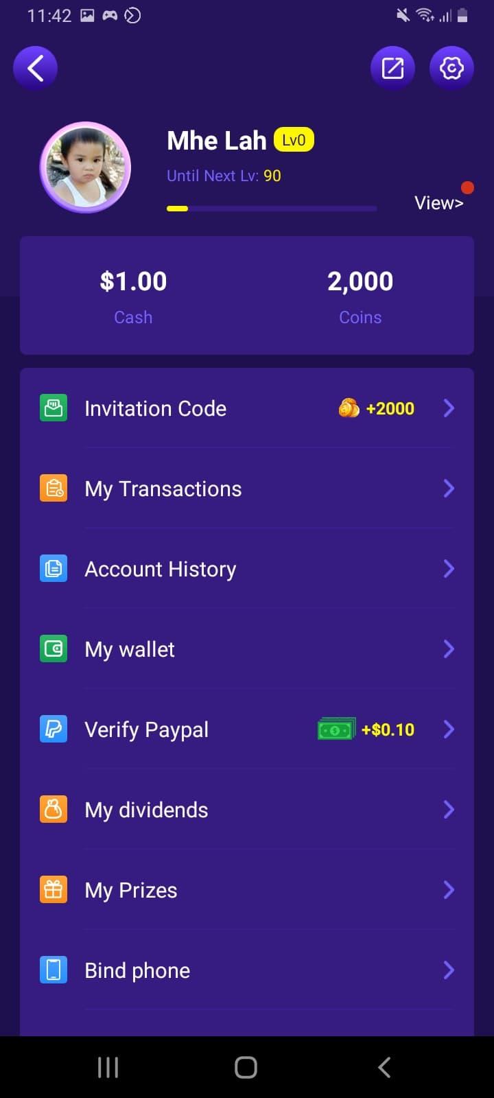 GoGoal App Review - Legit or Scam? $10 in Paypal 3
