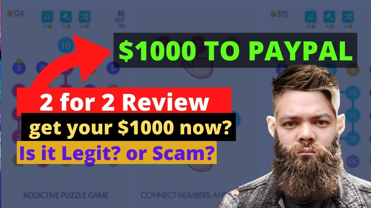 2 FOR 2 CONNECT REVIEW – IS LEGIT OR A SCAM?