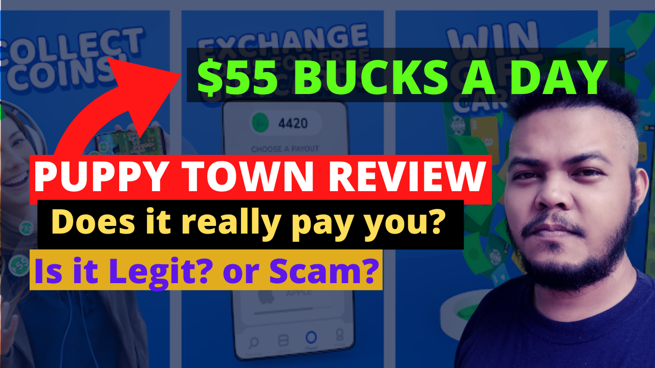 Puppy Town Review – is it Legit or Scam?