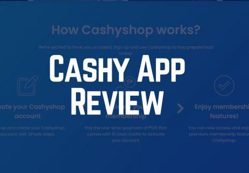 Cashy App Review
