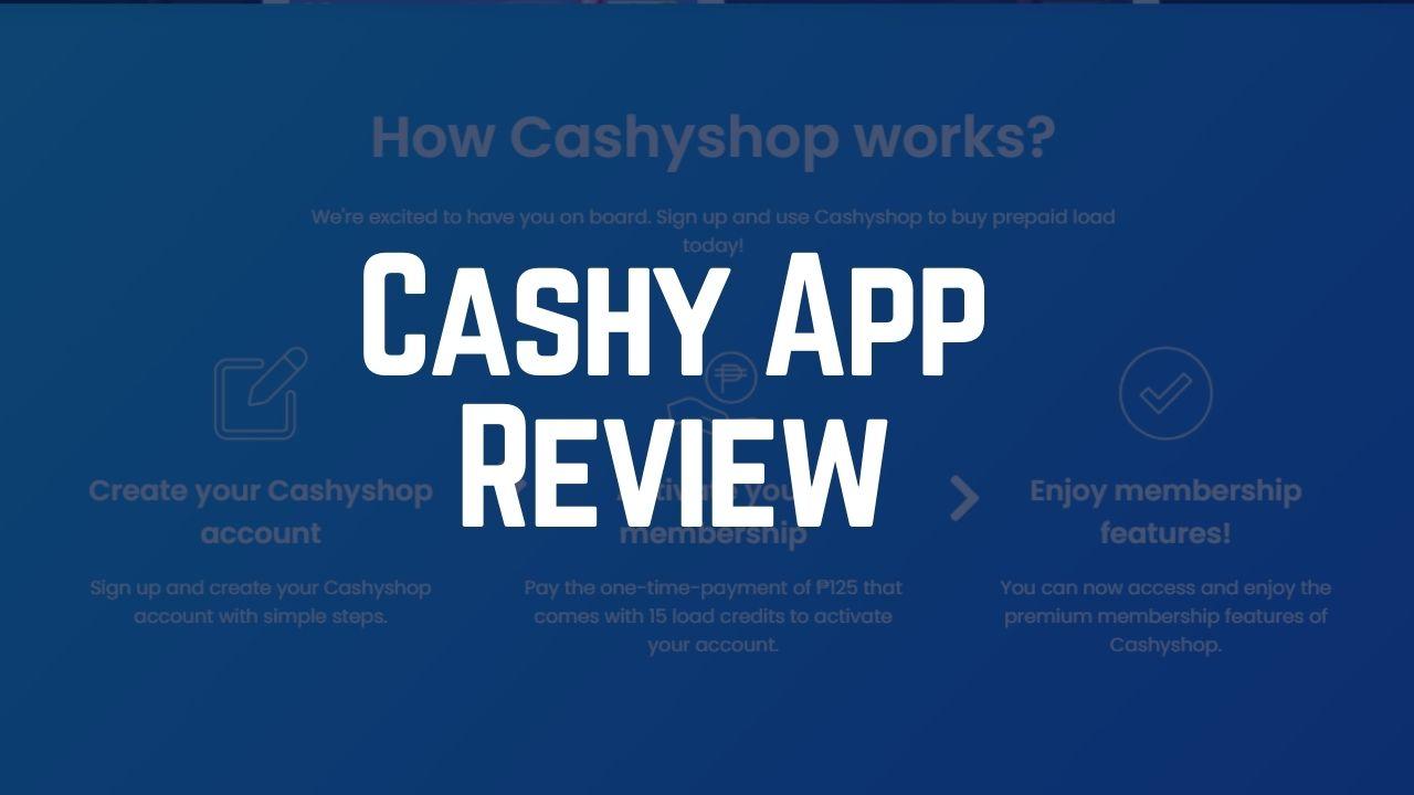 Cashy App Review (is cashy messenger app legit?) | 2021