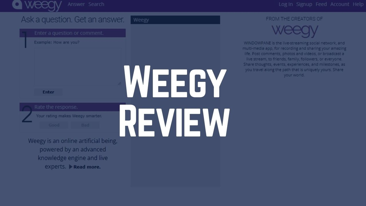 Weegy Review – Is it Legit or Scam?